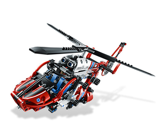 Rescue Helicopter 8068 Technic Lego Shop