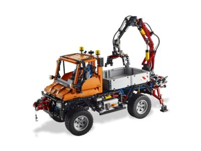 mercedes-benz unimog u 400 - 8110 | technic | lego shop