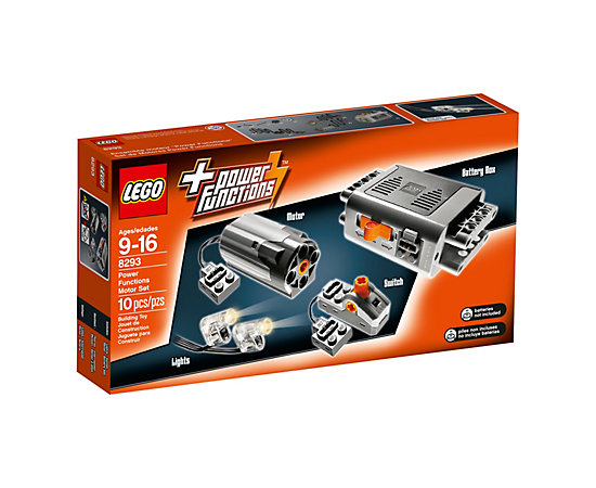 lego power functions motor set 8293 power functions lego shop. Black Bedroom Furniture Sets. Home Design Ideas