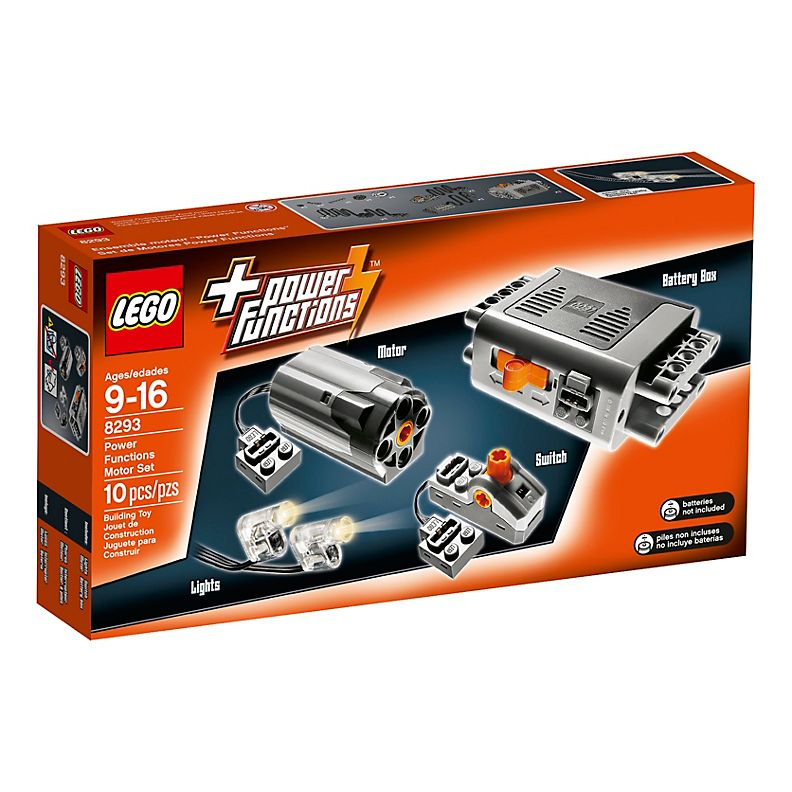 Lego Power Functions Motor Set 8293 Technic Buy Online At The Official Lego Shop Us