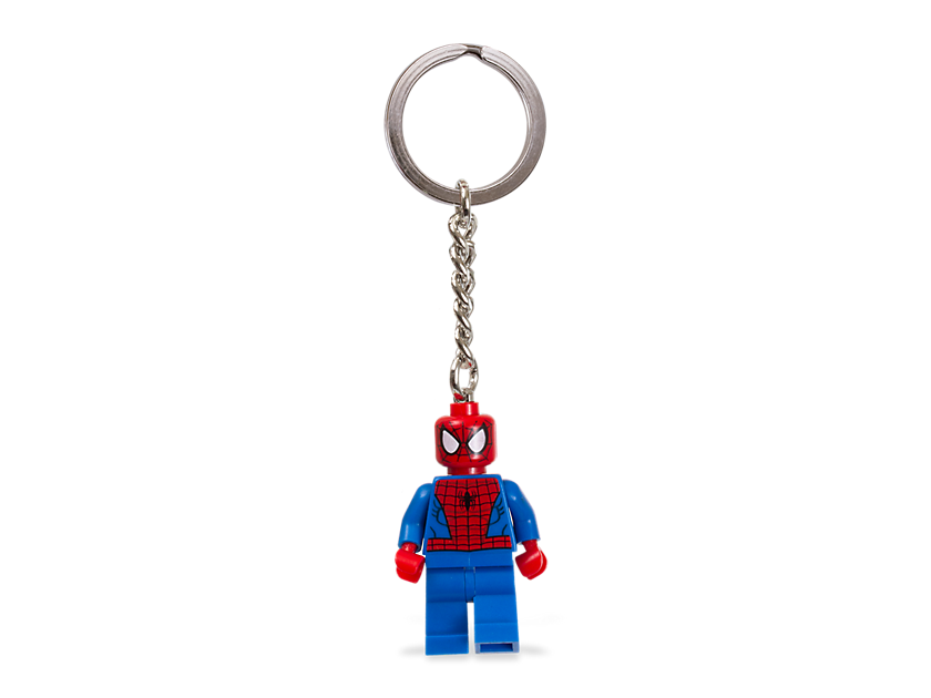 LEGO Marvel Super Heroes Spider-Man Key Chain 6144115
