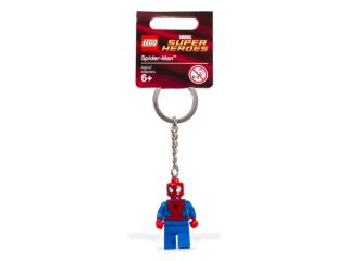 LEGO® Marvel Super Heroes Spider-Man Keyring
