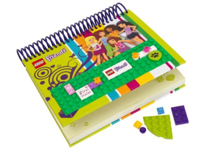 Explore product details and fan reviews for buildable toy LEGO® Friends Notebook 850595 from Friends. Buy today with The Official LEGO® Shop Guarantee.