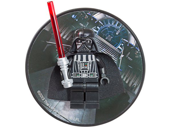 <p>Collect the iconic LEGO® <i>Star Wars</i>™ villain to display on almost any metal surface with a decorated backplate and magnet!</p>