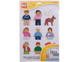 레고® 패밀리 창문용 스티커