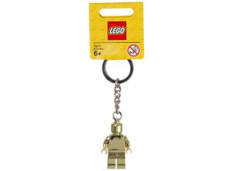 LEGO® Gold Minifigure Key Chain