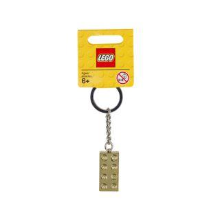 LEGO® Gold Brick Keyring