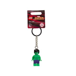LEGO® Marvel Super Heroes The Hulk™ Key Chain