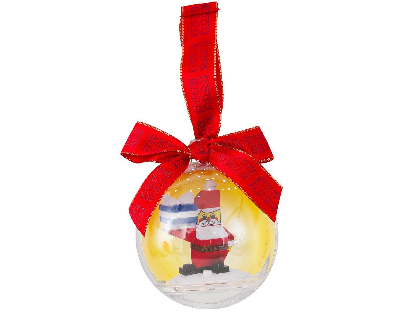 Adorno de Papá Noel LEGO®