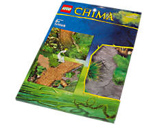 LEGO® Legends of Chima™ Playmat