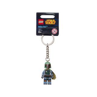 LEGO® <i>Star Wars</i>™ Přívěsek na klíče sBobou Fettem™