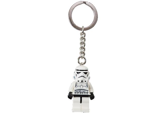 오리지널 미니피겨와 함께 튼튼한 고리와 체인이 달려 있는 레고® 스타워즈™ 스톰트루퍼™ 열쇠고리를 이용해 여러분의 열쇠를 지키세요.