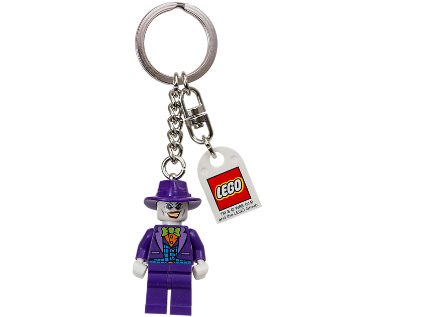 LEGO Super Heroes The Joker Keyring