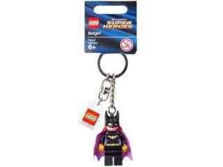 LEGO® Super Heroes Batgirl Keyring