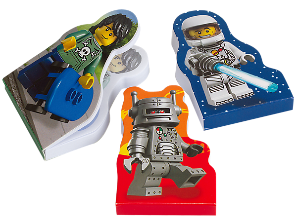 Explore product details and fan reviews for LEGO® Minifigure Notebooks 851320 from Classic. Buy today with The Official LEGO® Shop Guarantee.