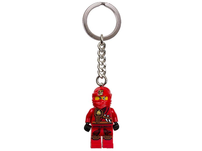 """LEGO NINJAGO"""" Ninja Kai Key Chain 6104677"""
