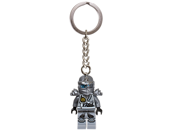 Explore product details and fan reviews for Titanium Ninja Zane Key Chain 851352 from Accessories. Buy today with The Official LEGO® Shop Guarantee.