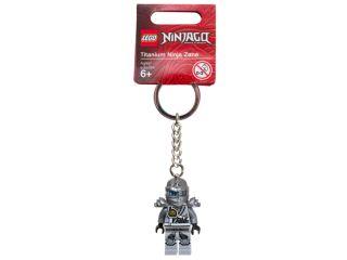 LEGO® NINJAGO™ Titan-Ninja Zane Schlüsselanhänger