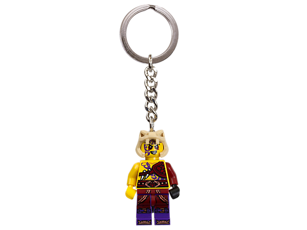 Explore product details and fan reviews for LEGO® NINJAGO™ Anacondrai Kapau Key Chain 851353 from Accessories. Buy today with The Official LEGO® Shop Guarantee.