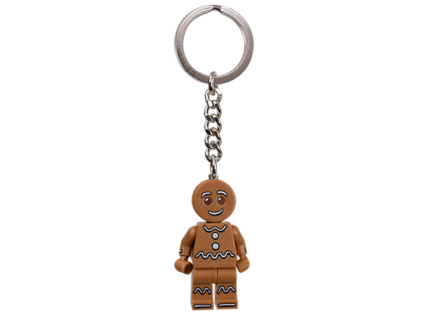 Explore product details and fan reviews for LEGO® Iconic Gingerbread Key Chain 851394 from Accessories. Buy today with The Official LEGO® Shop Guarantee.