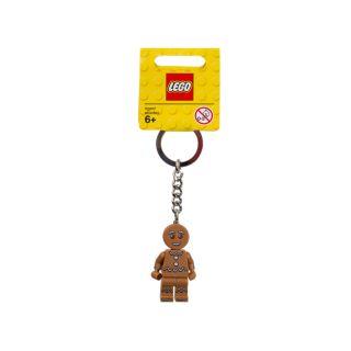 LEGO® Iconic Gingerbread Keyring