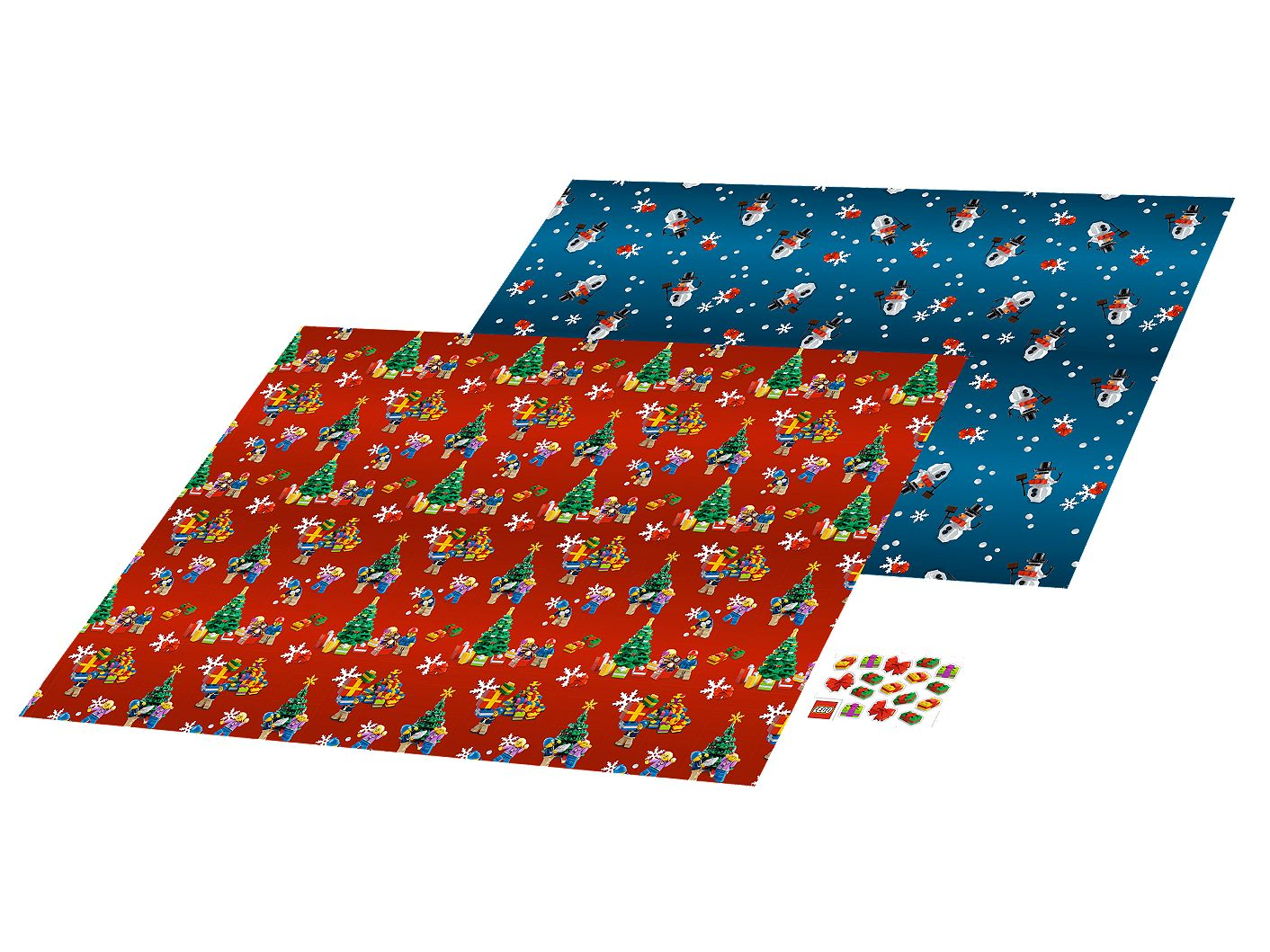 LEGO® Holiday Wrapping Paper