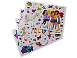 LEGO Friends Wall Stickers