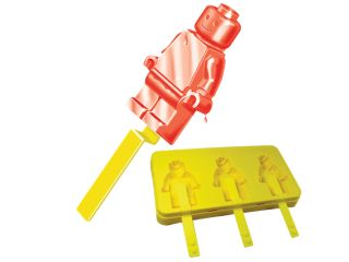 Minifigure Ice Lollipop Mould