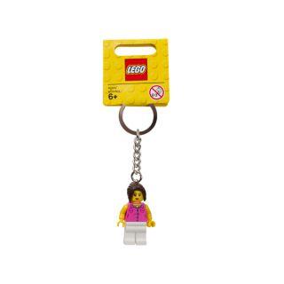 레고® 소녀 열쇠고리