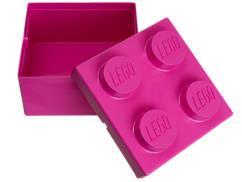 레고® 2x2 핑크색 보관상자