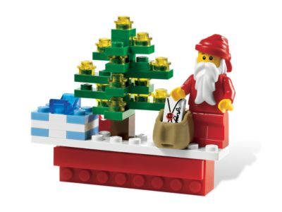 LEGO® Holiday Scene Magnet - 853353 | LEGO Shop