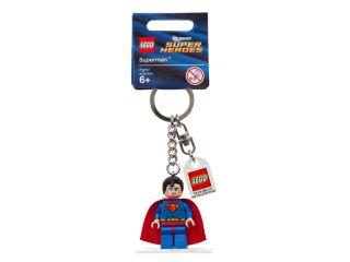 LEGO® Super Heroes <i>Superman</i>™ Schlüsselanhänger