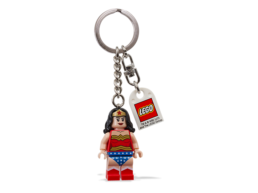 LEGO Super Heroes Wonder Woman Keyring