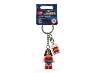 LEGO® DC Comics™ Super Heroes <i>Wonder Woman</i> Key Chain