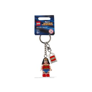 Llavero de <i>Wonder Woman</i> LEGO&reg; Super Heroes