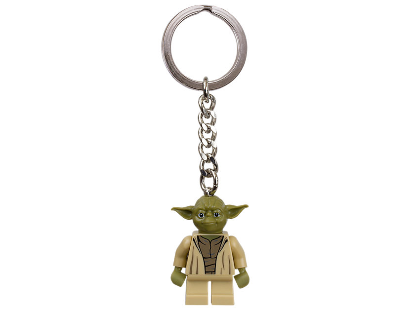 "LEGO® Star Wars "" Yoda"" Key Chain 6143995"