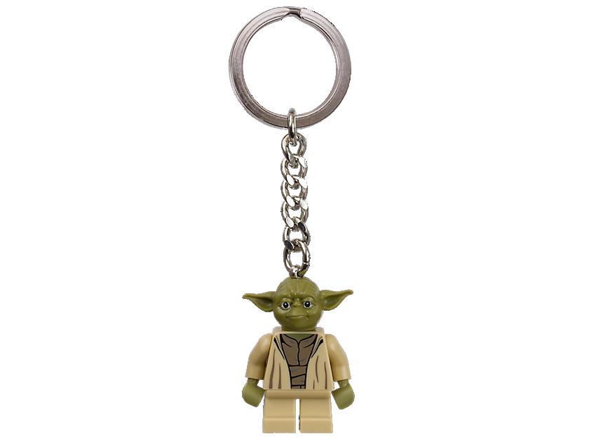 """LEGO Star Wars"""" Yoda"""" Keyring"""