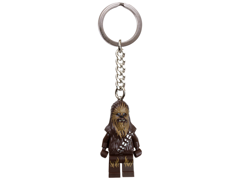 "LEGO Star Wars "" Chewbacca"" Key Chain 6143997"
