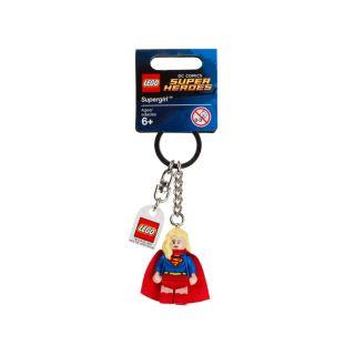 LEGO® DC Comics™ Super Heroes Supergirl Schlüsselanhänger
