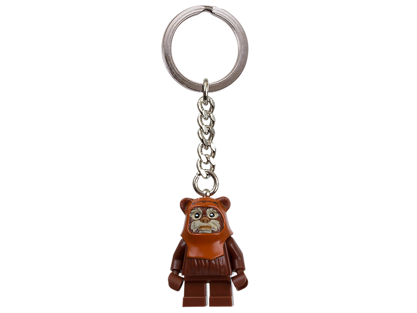 "LEGO Star Wars "" Wicket"" Key Chain 6143998"
