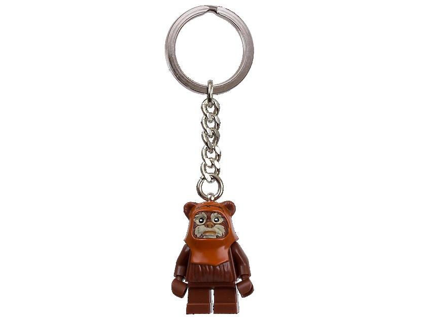 """LEGO® Star Wars """" Wicket"""" Key Chain 6143998"""