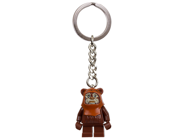 Explore product details and fan reviews for LEGO® Star Wars™ Wicket™ Key Chain 853469 from Accessories. Buy today with The Official LEGO® Shop Guarantee.