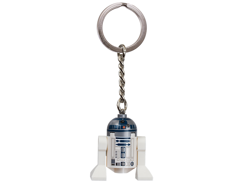 "LEGO® Star Wars "" R2-D2"" Key Chain 6143999"