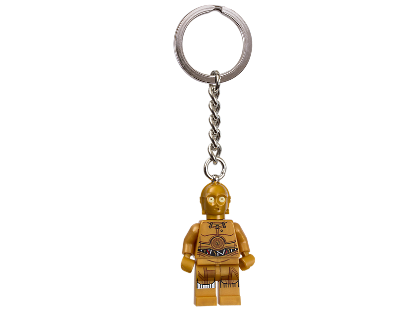 LEGO Star Wars C 3PO Keyring