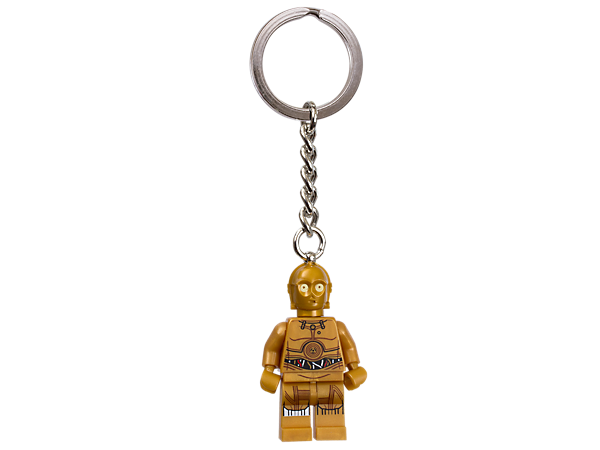 Explore product details and fan reviews for LEGO® Star Wars™ C-3PO™ Key Chain 853471 from Accessories. Buy today with The Official LEGO® Shop Guarantee.