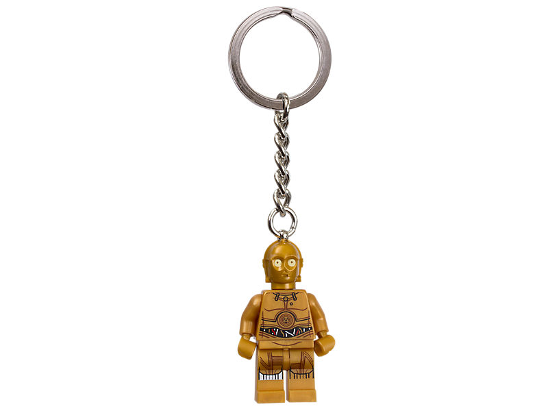 Image of Porte-clés C-3PO™ LEGO® Star Wars ™