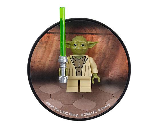Aimant yoda lego star wars 853476 star wars lego shop - Maitre yoda lego ...