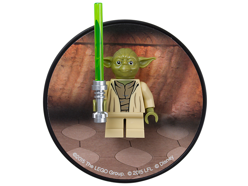 Image of Aimant Yoda™ LEGO® Star Wars ™