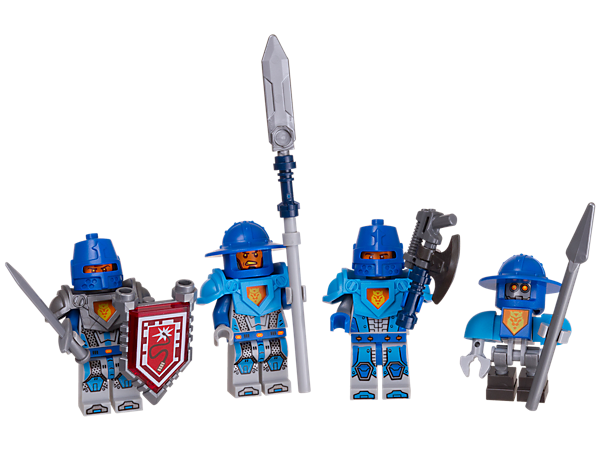 <p>Explore product details and fan reviews for LEGO® NEXO KNIGHTS™ Army-Building Set 853515 from Merchandise. Buy today with The Official LEGO® Shop Guarantee.<br /></p>