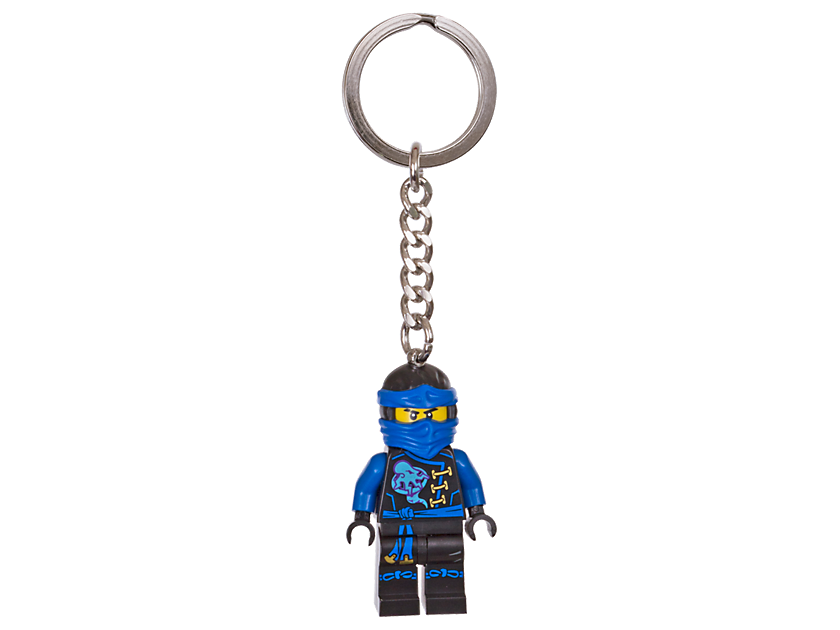 "LEGO® NINJAGO"" Skybound Jay Key Chain 6139398"